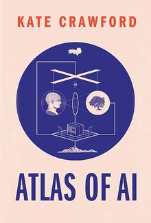 The book jacket cover of