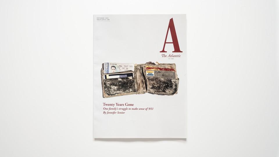 The Atlantic's September Cover
