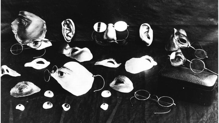 maimed surgical mask