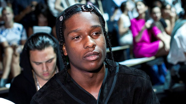 A$AP Rocky in 2013