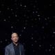 Jeff Bezos onstage at Blue Origin's event