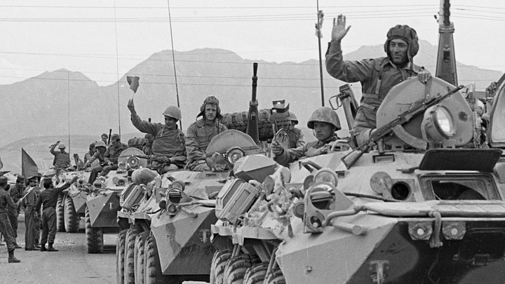 Image result for soviet invasion of afghanistan