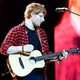 Ed Sheeran at the Glastonbury Festival in 2017