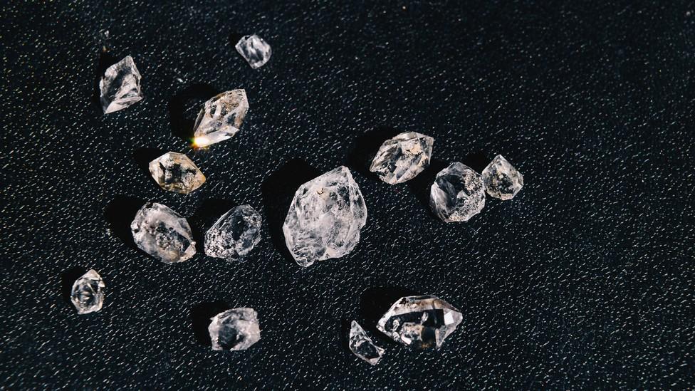 photo of diamonds