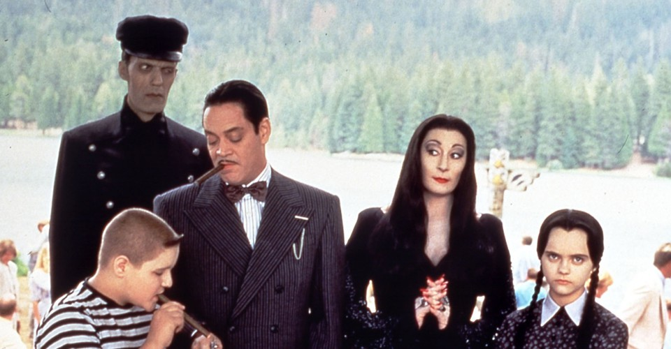 Addams Family Values' Is a Brilliant Thanksgiving Film - The Atlantic