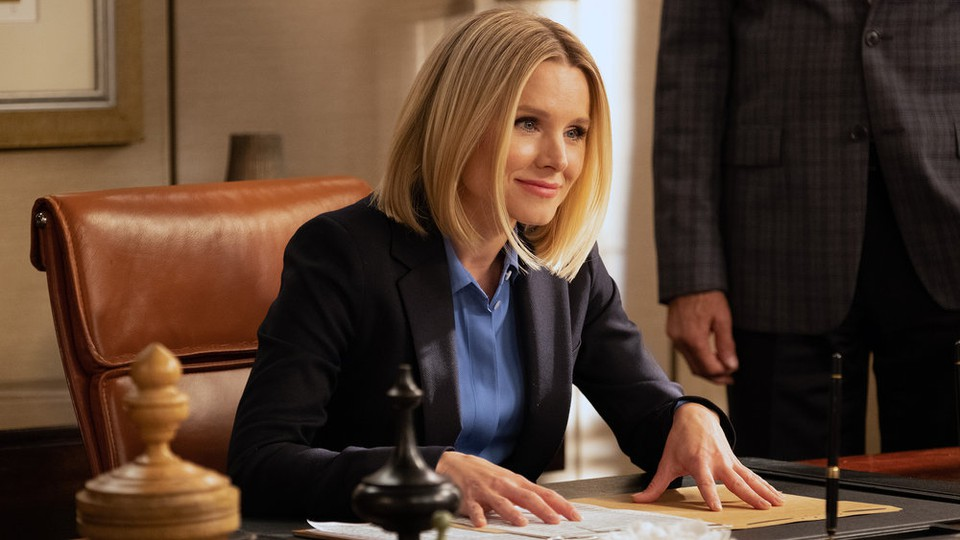 Kristen Bell in 'The Good Place.'