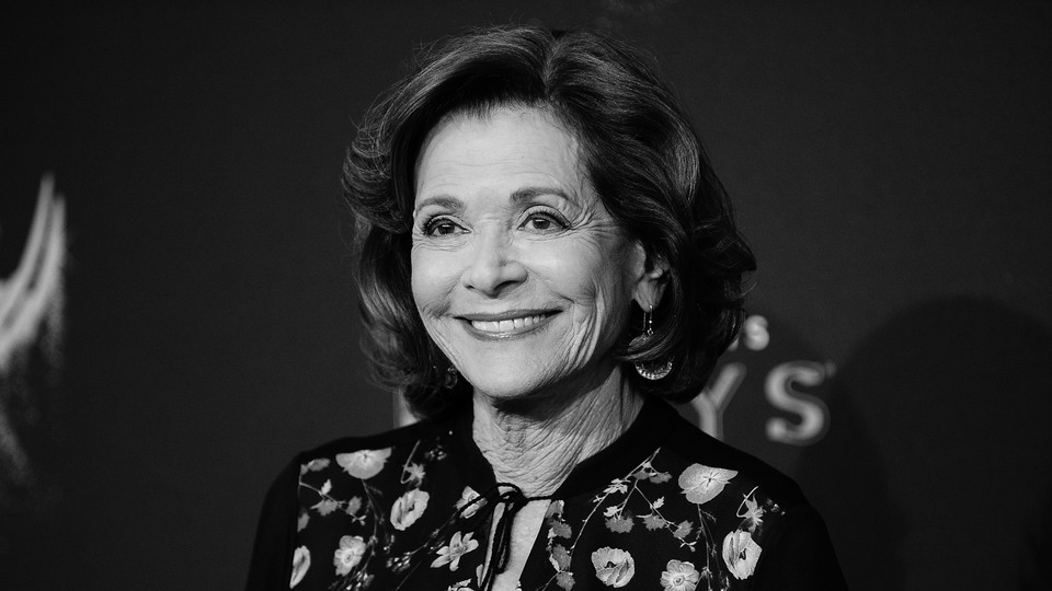 The actor Jessica Walter in 2017.