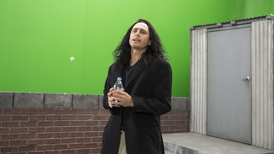 James Franco as Tommy Wiseau in 'The Disaster Artist'