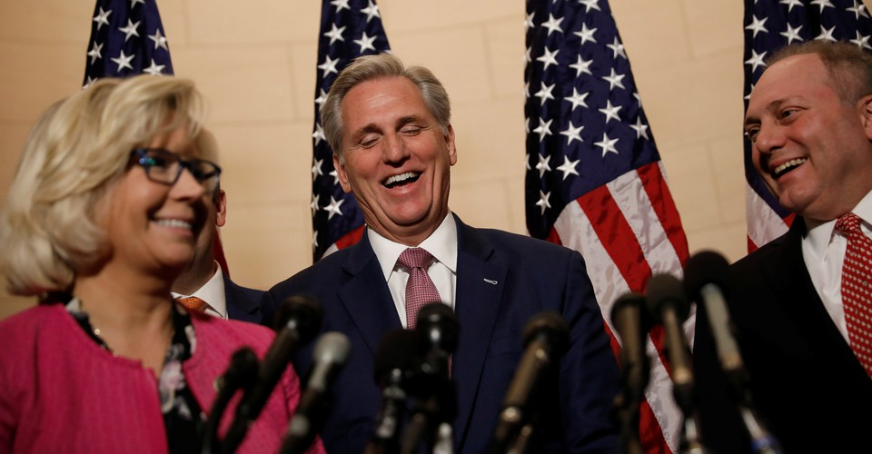 Kevin McCarthy May Struggle to Unite House Republicans ...