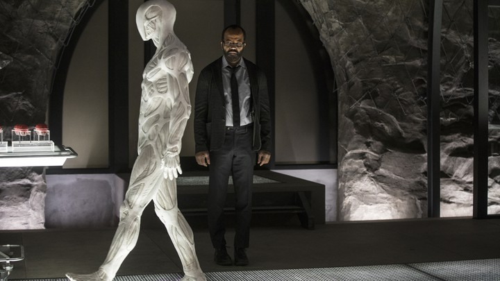 An image from the latest episode of 'Westworld'