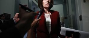 a photo of Nevada Senator Catherine Cortez Masto