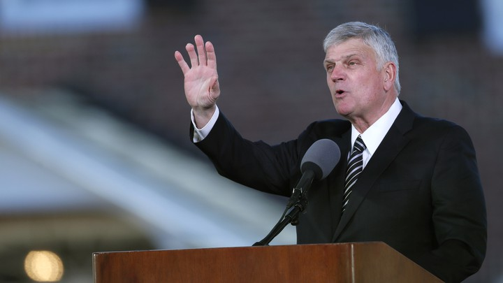 Franklin Graham Warns Democrats Will Go After Christian Businesses 'Like We Saw During the Obama Administraion' if Biden Wins Election