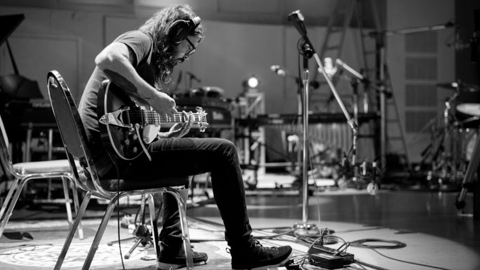 Dave Grohl in 'Play'