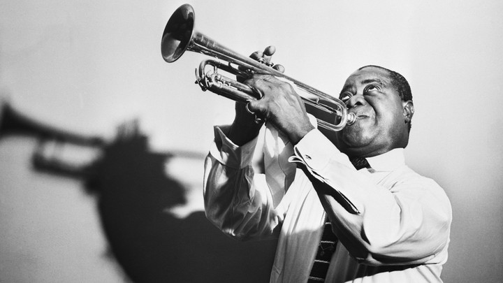 Louis Armstrong in 1960