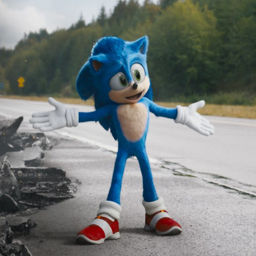 Sonic The Hedgehog Is Bland And Disposable The Atlantic