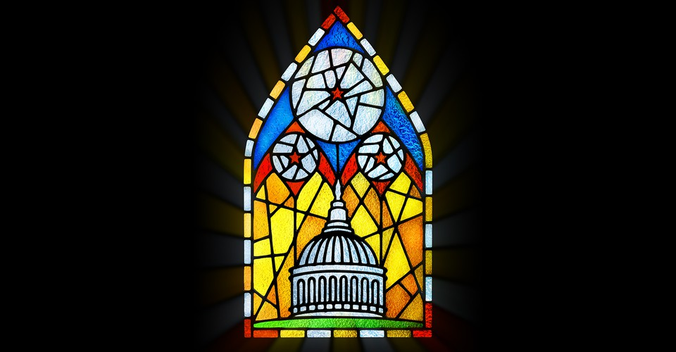 As religious faith has declined, ideological intensity has risen. Will the quest for secular redemption through politics doom the American idea? The U