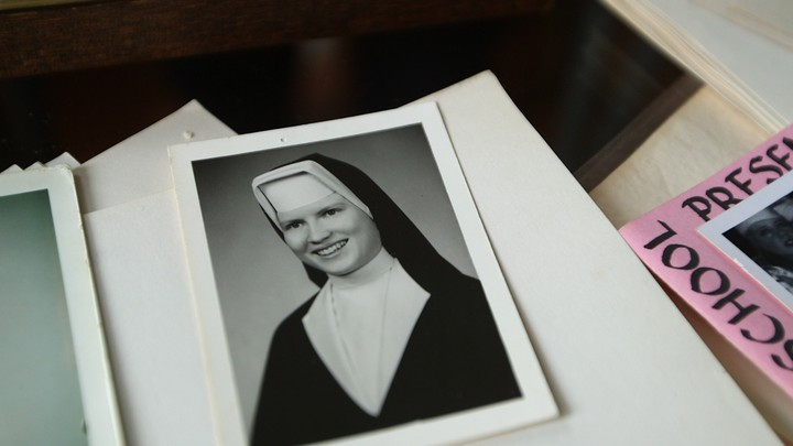 A photo of Sister Cathy Cesnik from 'The Keepers'