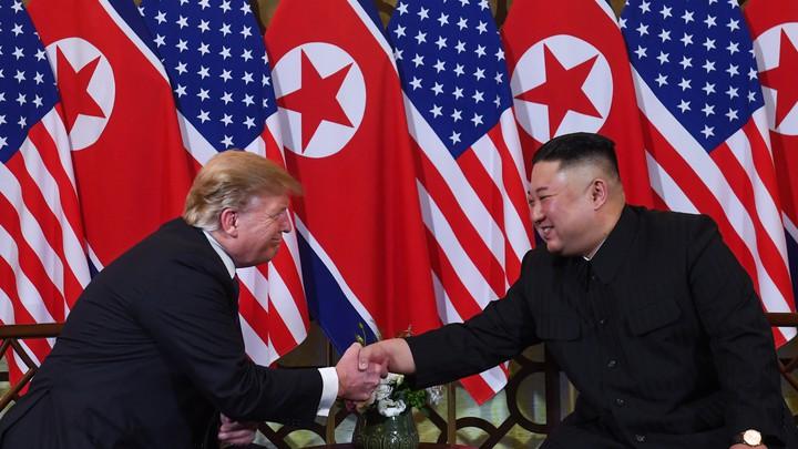 Why Does Donald Trump Keep Praising Kim Jong Un The Atlantic