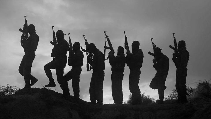 Al-Quds brigade training