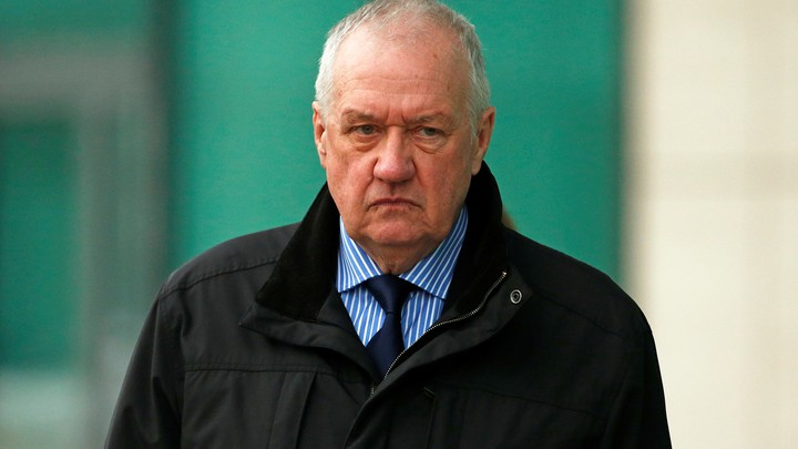 Former Chief Superintendent of South Yorkshire Police David Duckenfield