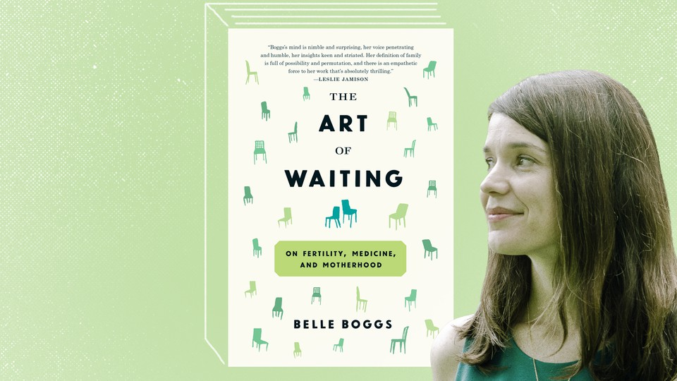 Belle Boggs's book 'The Art of Waiting'