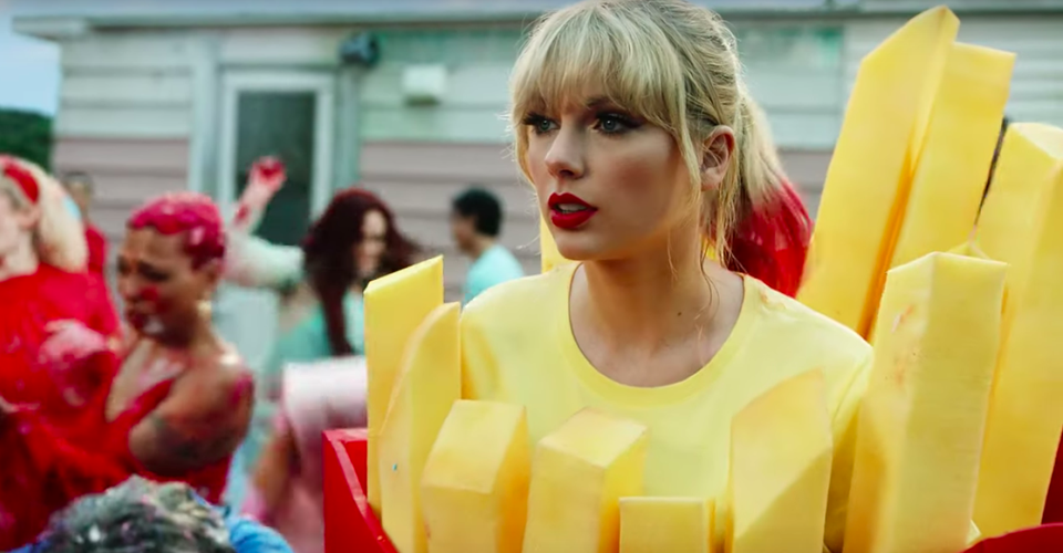 Taylor Swift S You Need To Calm Down Hijacks Queerness The Atlantic