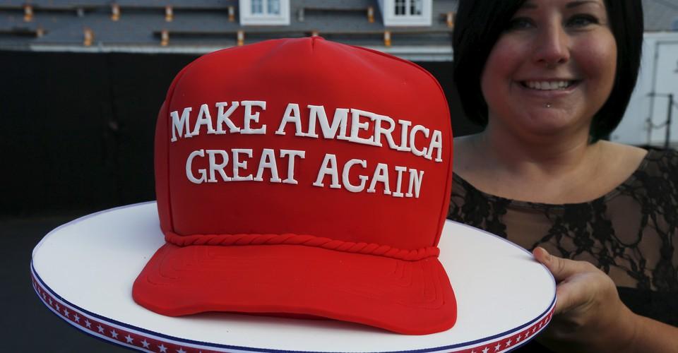 Make America Smile Again Hat