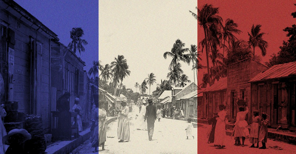 The Island Where France's Colonial Legacy Lives On - The Atlantic