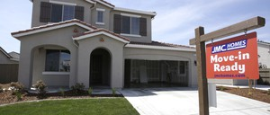 A home for sale in the Sacramento area