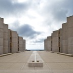 The Salk Institute, near San Diego