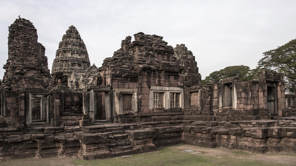 Temples in Angkor