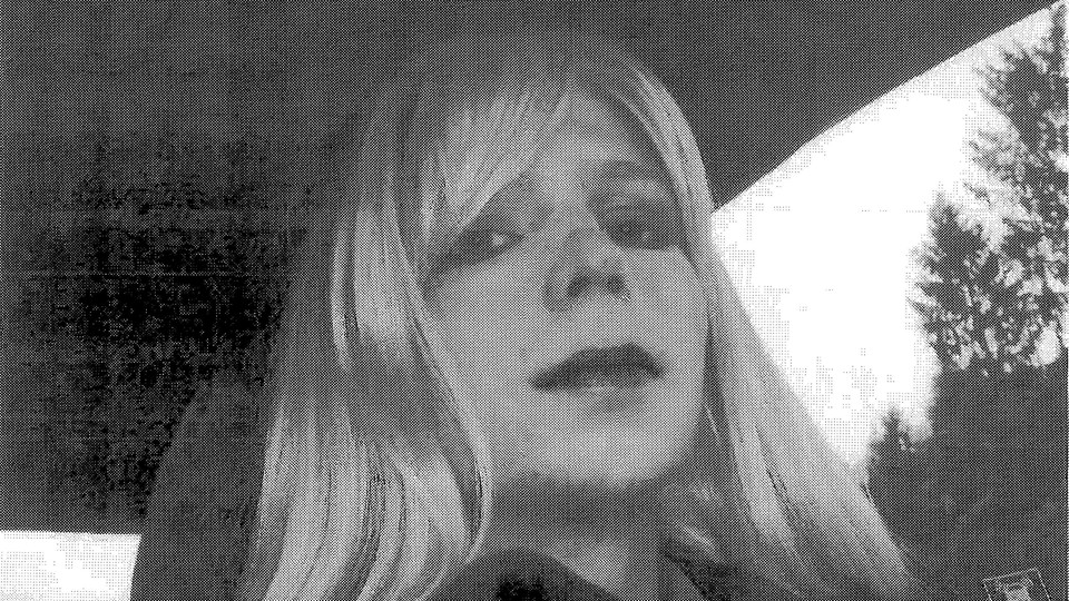 U.S. soldier Chelsea Manning, who is transgender, is pictured dressed as a woman in this 2010 photograph.