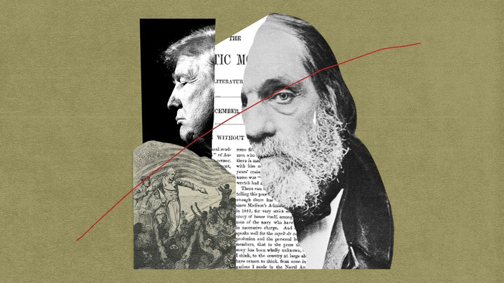 Donald Trump and Edward Everett Hale