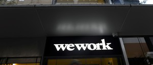 a photo of a WeWork office building