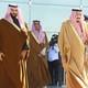 Saudi King Salman and Saudi Deputy Crown Prince Mohammed bin Salman