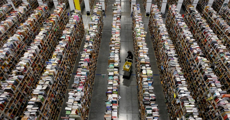 When Amazon Went From Big to Unbelievably Big