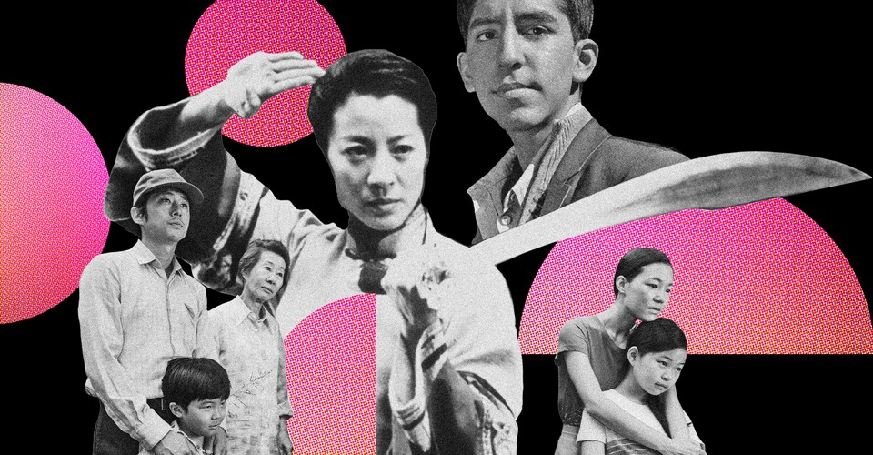 The Invisible Artistry of Asian Actors