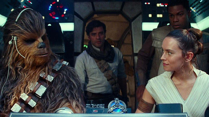 The Rise Of Skywalker Is The Most Incoherent Star Wars Film The Atlantic