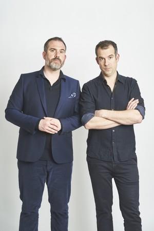 Xand and Chris van Tulleken