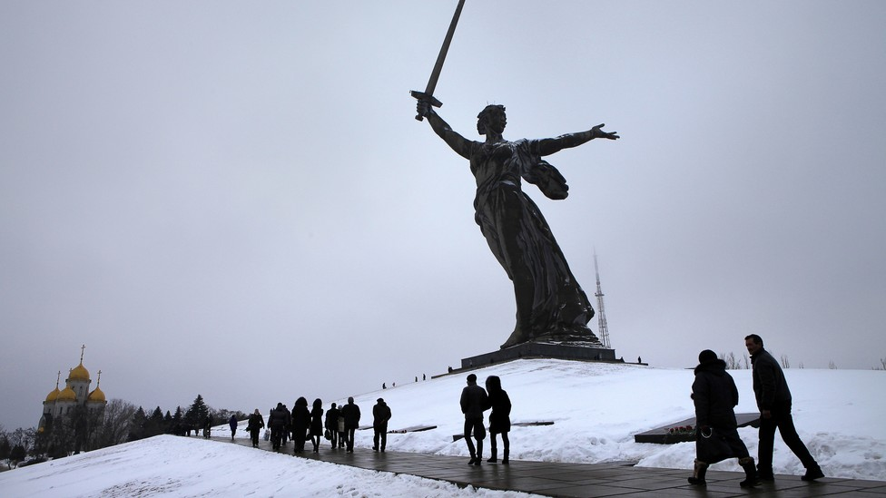 In 2017, Russia will mark 75 years since the German surrender after the six-month Battle of Stalingrad.