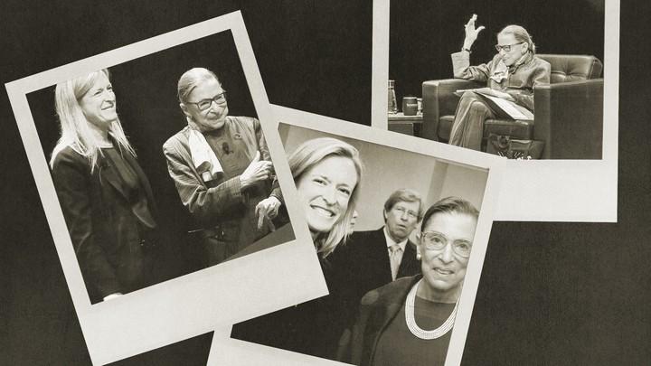 Ruth Bader Ginsburg and Amanda L. Tyler