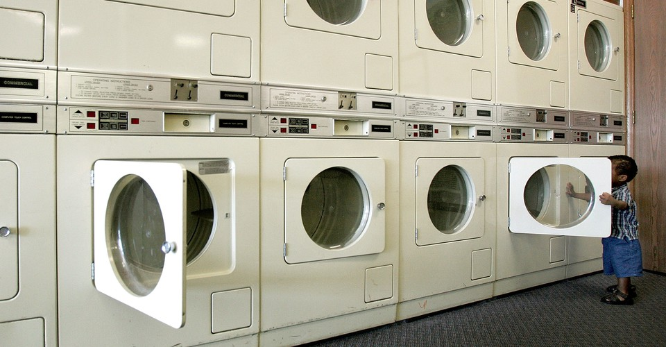 The Decline Of The American Laundromat The Atlantic