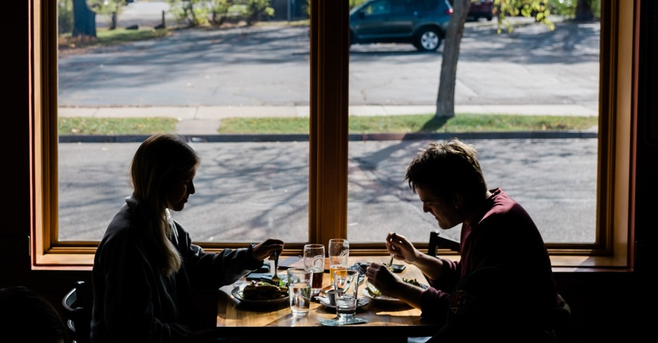 Don't Eat Inside a Restaurant - The Atlantic