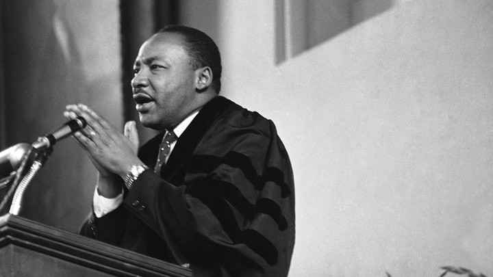 Dr. Martin Luther King Jr. in 1964