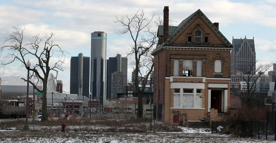 Why parts of the Rust Belt need to die off, professor says - The Atlantic