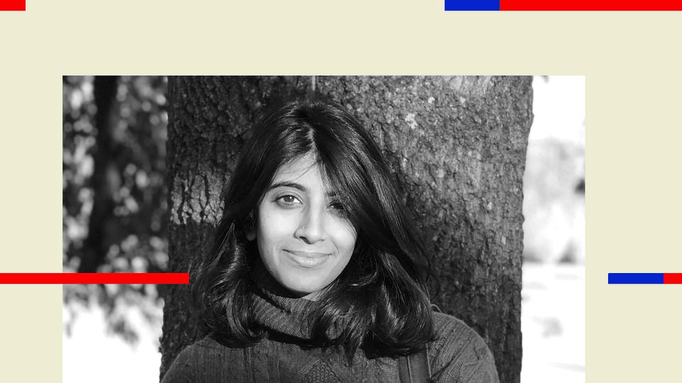 A portrait of Sanjena Sathian