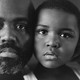 Self-portrait of Rashod Taylor and his son LJ