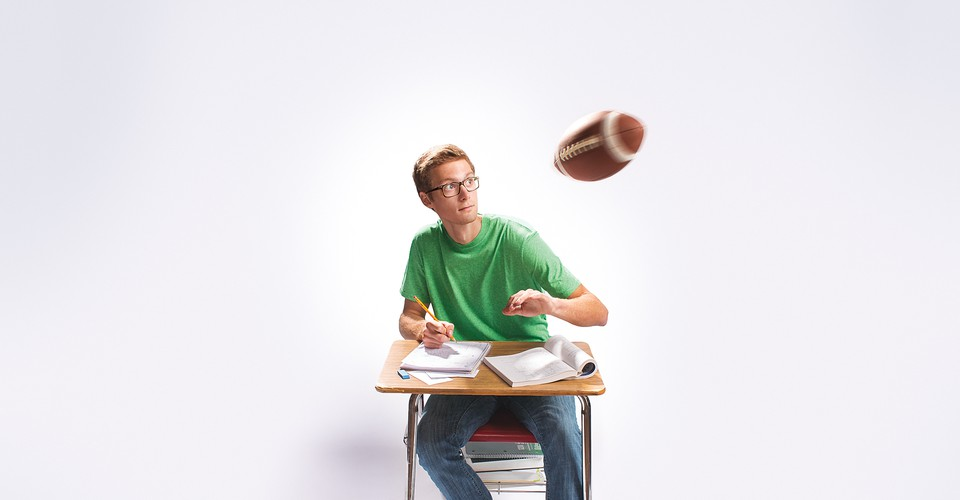 The Case Against High-School Sports