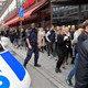 People were killed when a truck crashed into department store Ahlens on Drottninggatan, in central Stockholm.