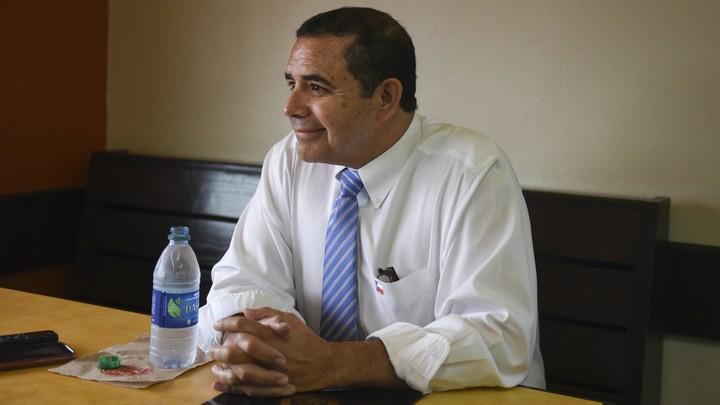 Representative Henry Cuellar of Texas